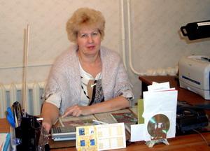 Кравченко Ольга Алексеевна